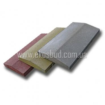 Крышки, колпаки, парапет, накрывки для забора бетонные