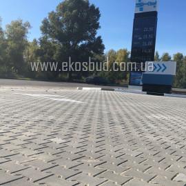 Кость 80 мм Тротуарная плитка вибропрессованная HESS